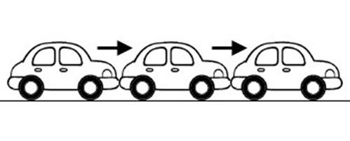 Indennizzo diretto con più di due veicoli?